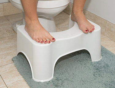 Toilet stool product purchase