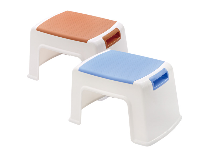 Colorful design Stool with handle (small) (hr0030)
