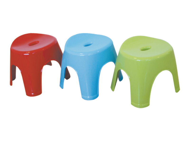 Stackable Oval bathroom stool(big) (hr0161)