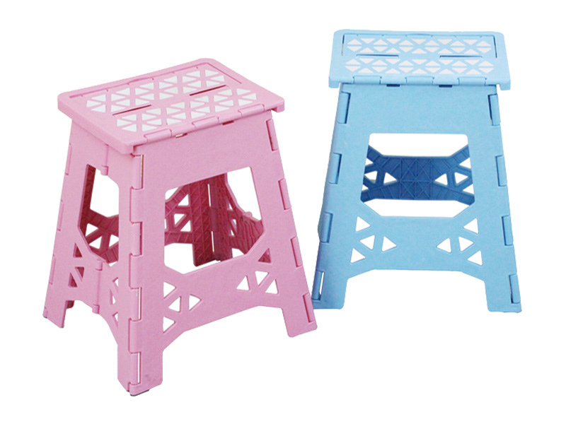 Lock folding stool with snap lock handle(big) (hr0170)