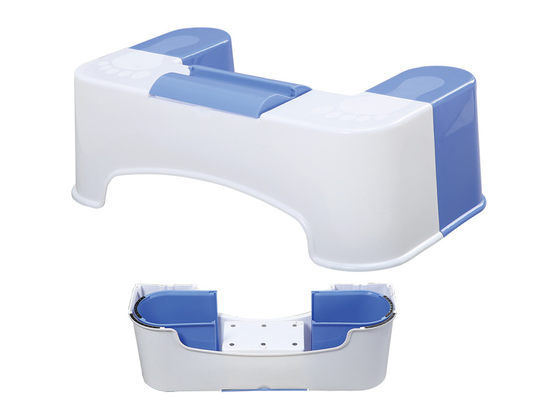 Detachbale toilet stool (hr0225) (tissue box with phone holder)