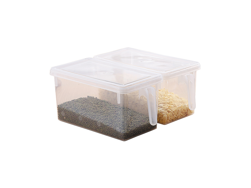 Freezer storage box with handle (hr0238)