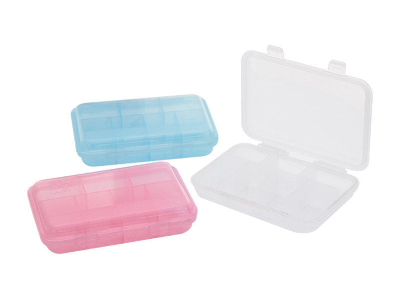 7 cases Pill Box (hr0293-2)