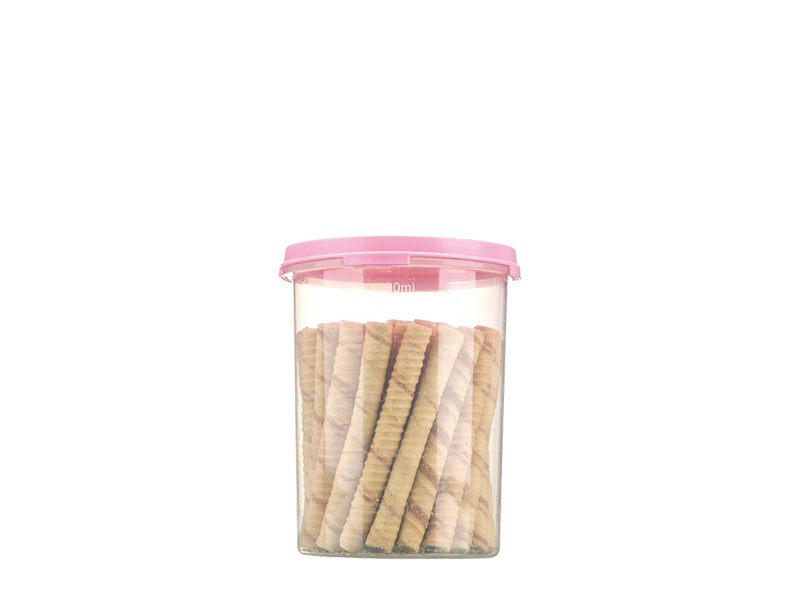 1L Round seal container (hr0315)