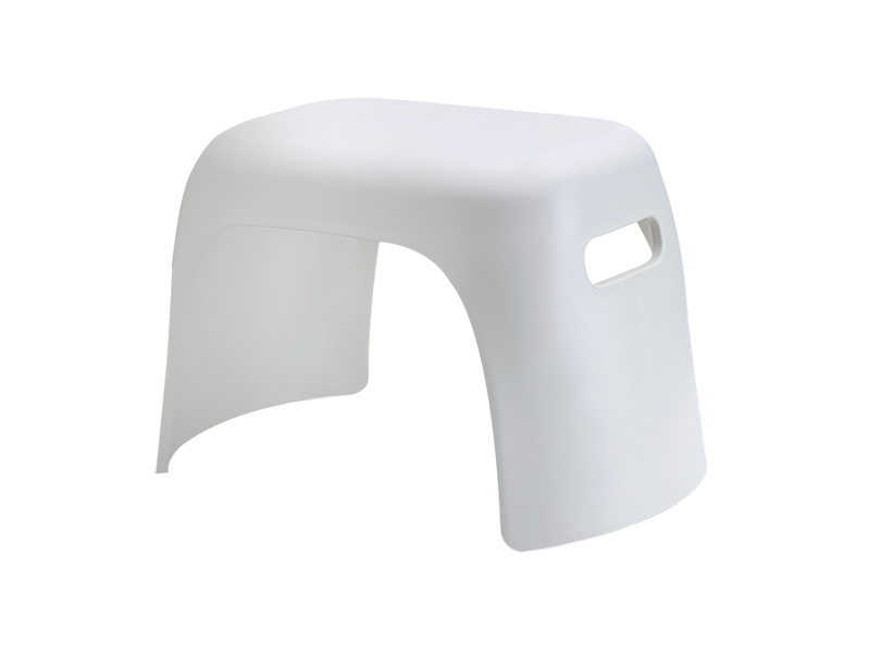 thicken PP stool (big) (hr0374)