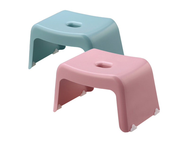 High quality thickening Square bathroom stool(small) (hr0201)