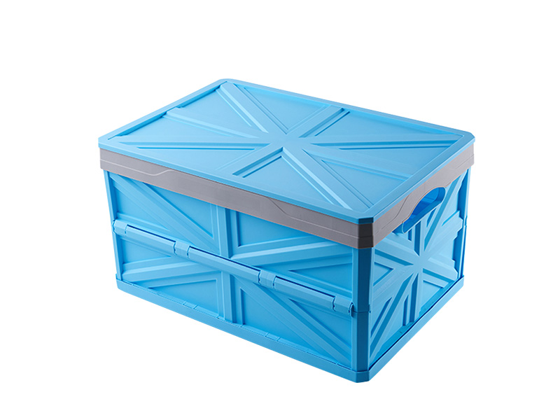 What are the characteristics of plastic storage boxes?