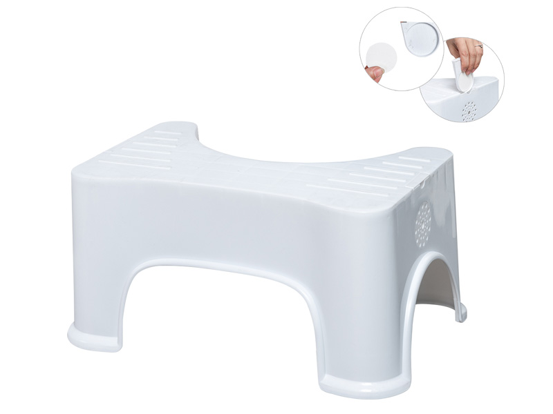 Toilet stool with air freshener(hr0412)