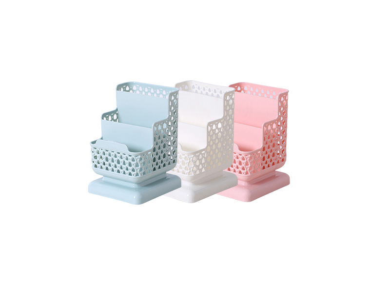 Square desk organizer (hr0413)