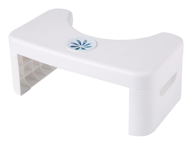 Assembled toilet stool with air freshener (hr0470)